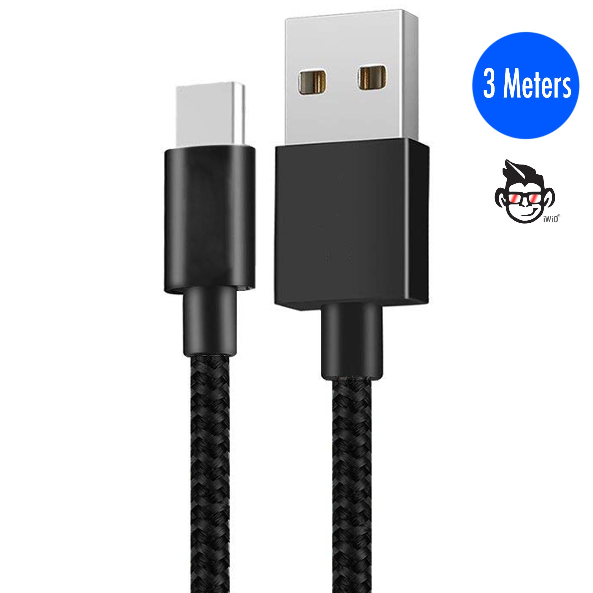 USB Type C To USB Cable Nylon Braided Charge For LG G5,Nexus 5X//6P,ZUK Z1 USB-C